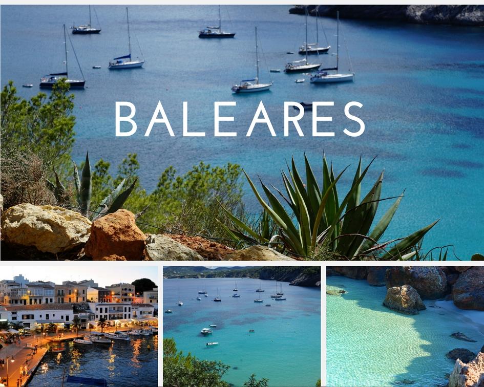 Location de yachts au Baléares