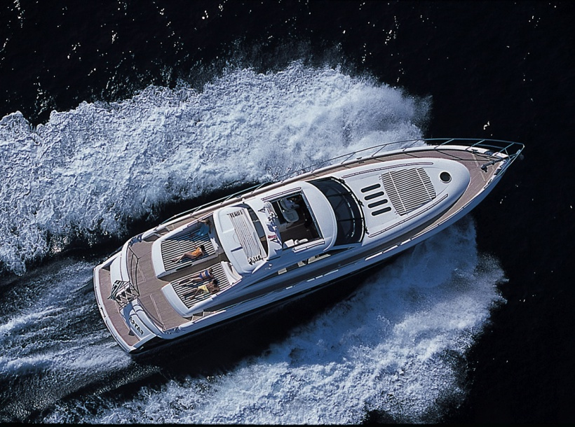 Boat charter PRINCESS V56. Builder: PRINCESS
