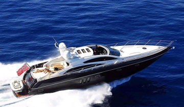 Location de yacht SUNSEEKER 72 Predator