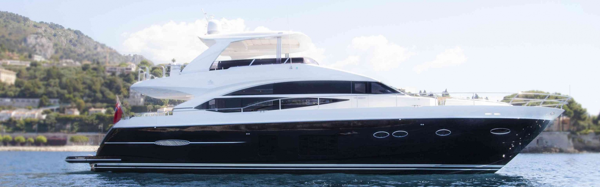 Location de yacht PRINCESS 72MY