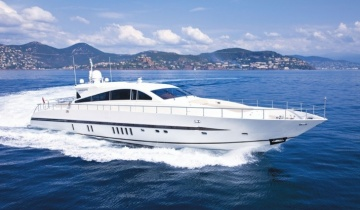 Location de yacht LEOPARD 27