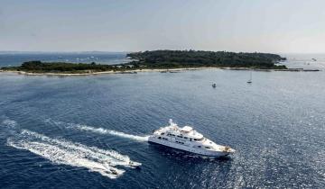 Location de yacht CANTIERI ROSSATO SUPERFUN