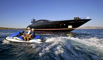 Location de yacht en Grèce