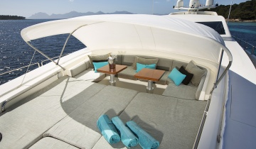 Open Leopard 34M - Photo du bateau