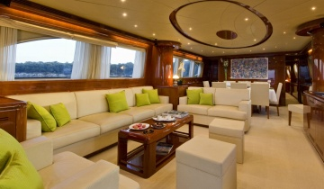 Flybridge FALCON 102 - Photo du bateau