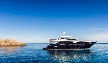 Location de yacht PRINCESS 30M