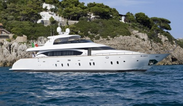 Location de yacht Maiora 27M
