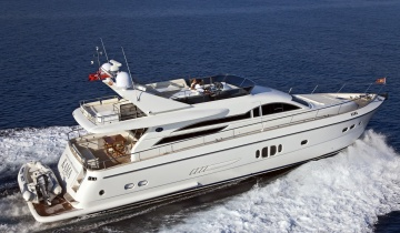 Location de yacht VZ 20M
