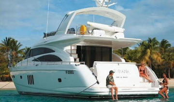Location de yacht PRINCESS 67