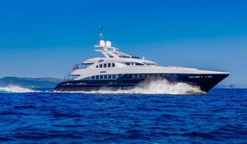 Location de yacht en Croatie