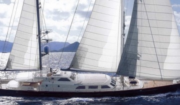 Location de voilier PERINI NAVI 42M