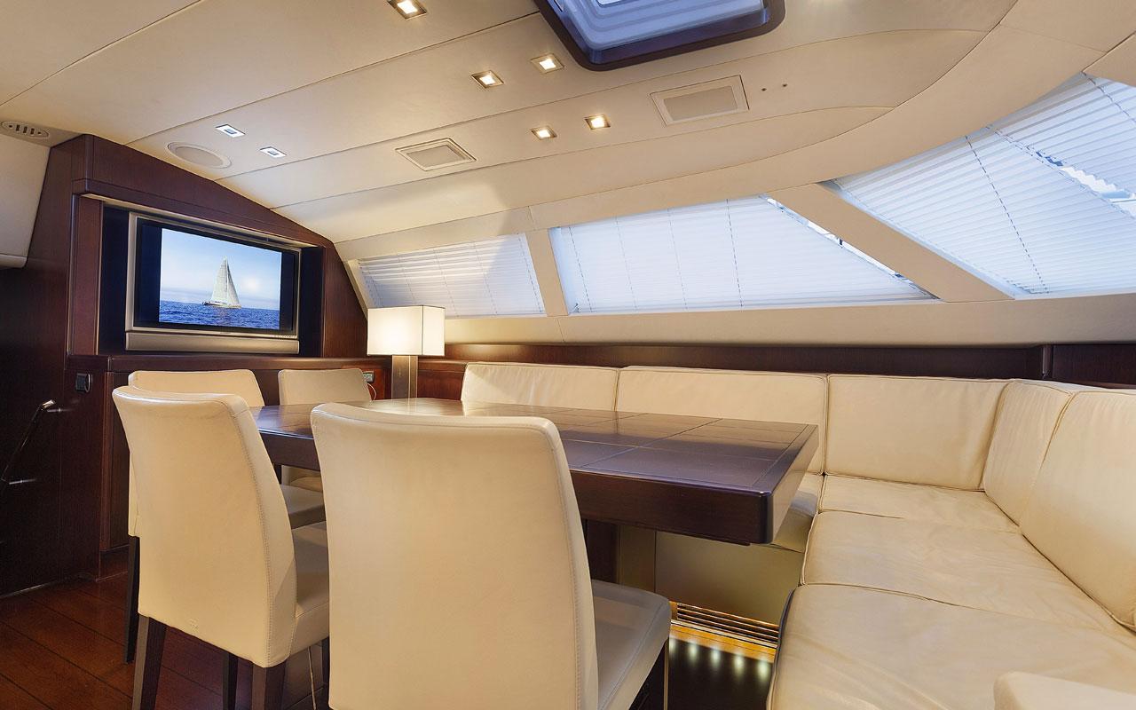 location de voilier luxe