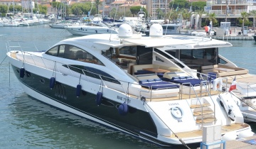 Location de yacht Princess V70