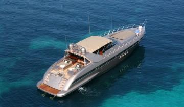 yacht à louer à Saint Tropez
