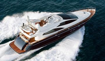 Location de yacht Riva 85 à Saint Tropez