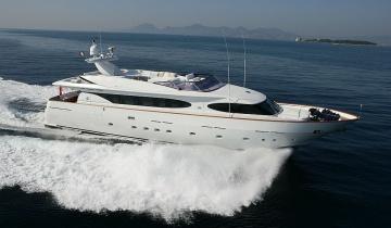 Location de yacht Mondomarine 29M