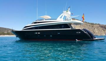 Location de yacht Mondomarine 27M