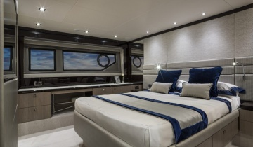 Flybridge Sunseeker Manhattan 66 - Photo du bateau