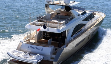 Flybridge Couach 23M - Photo du bateau