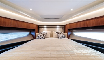 Open Princess S72 - Photo du bateau