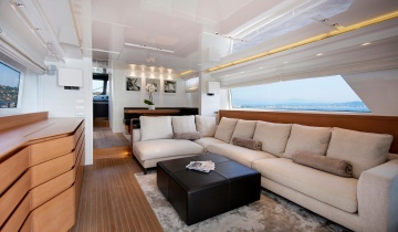 Flybridge Sanlorenzo 72 - Photo du bateau