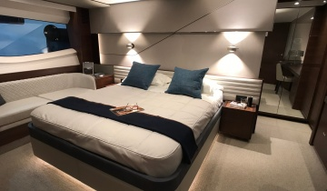 Open PRINCESS S78 - Photo du bateau