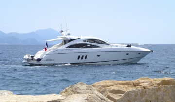 Location de yacht Sunseeker 60 Predator
