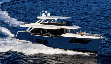 Location de yacht Absolute Navetta 73